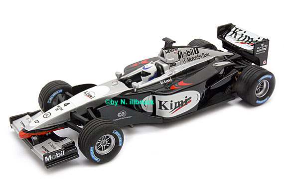25458 Carrera Evolution McLaren-Mercedes MP4/17 Kimi