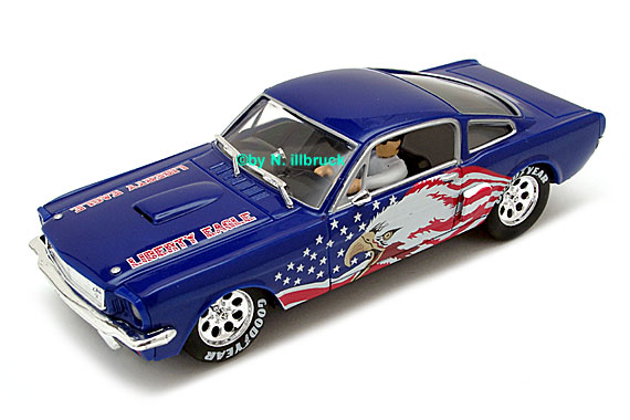 25744 Carrera Evolution Ford Mustang GT 350 Liberty Eagle
