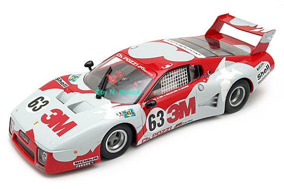 27100 Carrera Evolution Ferrari 512 BB 3M LM 1979
