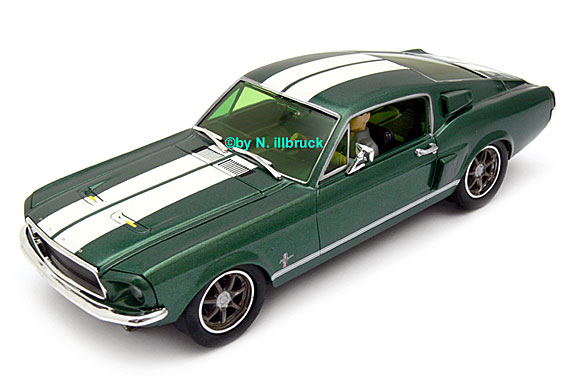 27139 Carrera Evolution Ford Mustang '67 The Fast and The Furious: Tokyo Drift - Shaun Bowell's Ride