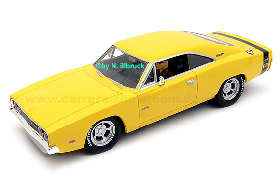 27143 Carrera Evolution Dodge Charger 500 Streetversion
