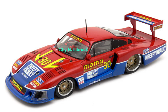 27153 Carrera Evolution Porsche 935/78 Moby Dick Pocono 1983 Momo