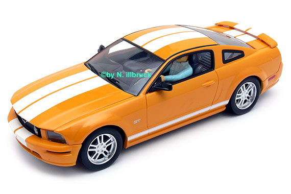 carrera ford mustang gt fire chief. Black Bedroom Furniture Sets. Home Design Ideas