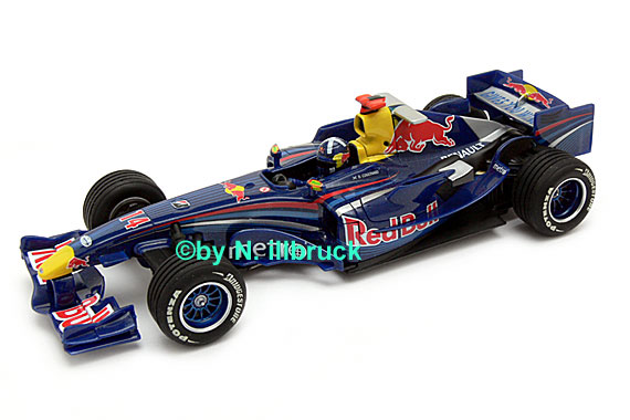 27182 Carrera Evolution Red Bull RB1 2005, Livery 2007 #14