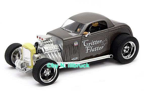 27268 Carrera Evolution '32 Ford Hotrod Still High Performance