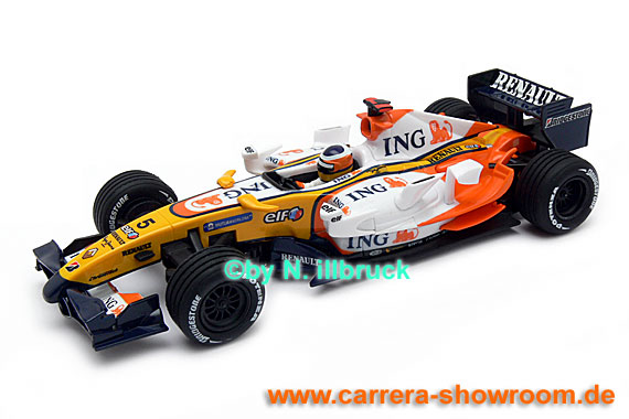 27275 Carrera EVOLUTION Renault R28 Show Car #5