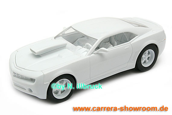 30449 Carrera Digital 132 Chevrolet Camaro Concept Super Stocker Blanko