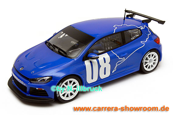 30477 Carrera Evolution VW Scirocco GT Woerthersee 2008