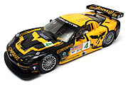 23734 Carrera Digital 124 Chevrolet Corvette C6R ALMS 2007 #4 Bad Boys