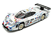 25413 Carrera Evolution Porsche Carrera 911 GT1 98 Le Mans