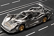 25414 Carrera Evolution Porsche Carrera 911 GT1 98 Chrom