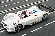 Carrera Evolution BMW V12 LMR ALMS 2000