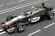 Carrera Evolution McLaren Mercedes MP 4/15 David