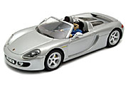 25450 Carrera Evolution Porsche Carrera GT silver