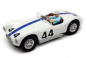 Carrera Evolution Maserati A6 GCS International Maserati Rallye 2002 - Special Edition