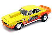 25488 Carrera Evolution Chevrolet Camaro SS396 Super Stocker