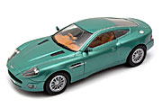 Carrera Evolution Aston Martin V12 Vanquish New British Racing Green