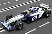 Carrera Evolution BMW Williams F1 FW24 No.4 2003