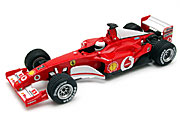 Carrera Evolution Ferrari F2002 V10 Rubens Barrichello