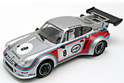 25776 Carrera Evolution Porsche 911 RSR Turbo Martini Racing