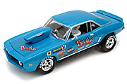27104 Carrera Evolution Chevrolet Camaro SS396 Super Stocker III