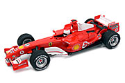 Carrera Evolution Ferrari F1 2005 Rubens Barrichello
