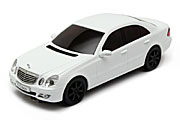 27166 Carrera Evolution Mercedes-Benz E-Klasse mattweiss