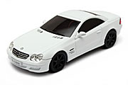 27167 Carrera Evolution Mercedes-Benz SL-Klasse mattweiss