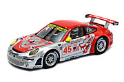 27210 Carrera EVOLUTION Porsche 911 GT3 RSR Flying Lizard Sebring 2007 #45