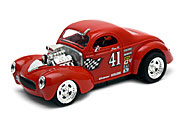 27223 Carrera Evolution '41 Willys Coupe Hotrod High Performance