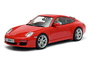 27242 Carrera EVOLUTION Porsche 911 2008 Rot