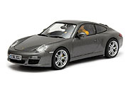 27243 Carrera EVOLUTION Porsche 911 2008 Grau