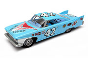 27254 Carrera Evolution Plymouth Fury '60 Race Lee Petty