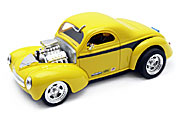 27267 Carrera Evolution '41 Willys Coupe Hotrod High Performance II