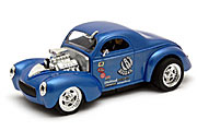 30421 Carrera Digital 132 '41 Willys Coupe Hotrod High Performance