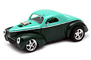 30422 Carrera Digital 132 '41 Willys Coupe Hotrod Supercharged