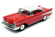 30444 Carrera Digital 132 Chevrolet Bel Air Coupe '57 Street Version