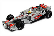 30457 Carrera Digital 132 McLaren Mercedes F1 2008 Race Car MP4/20 #22