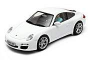 30466 Carrera Digital 132 Porsche 911 2008 Weiss