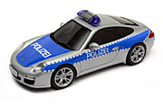 30467 Carrera Digital 132 Porsche 911 Polizei